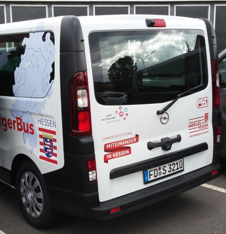 Bürgerbus ab 14. Oktober 2019 regelmäßig im Einsatz