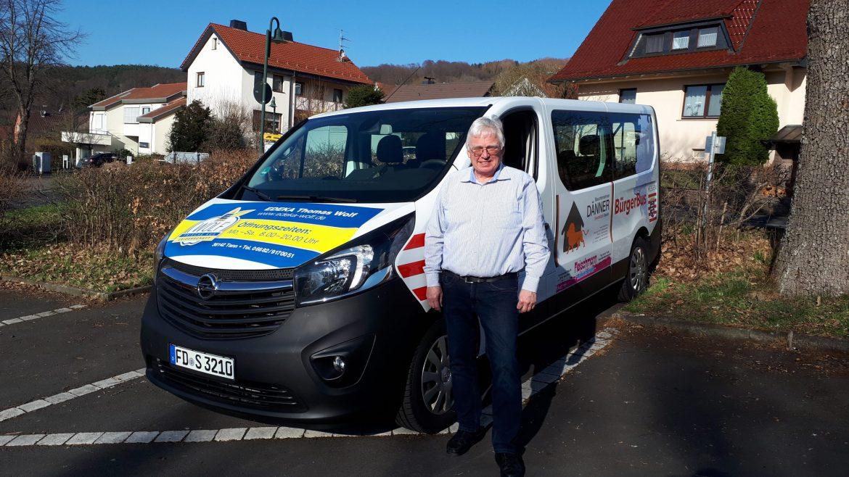 Bürgerbus wird inzwischen gut angenommen – es werden weitere Bürgerbusfahrer/innen gesucht!